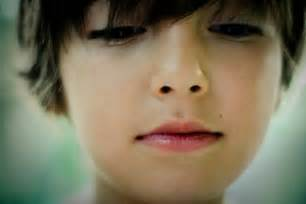 boy having lips done picture 2