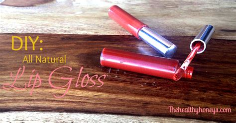 all natural lip gloss picture 13