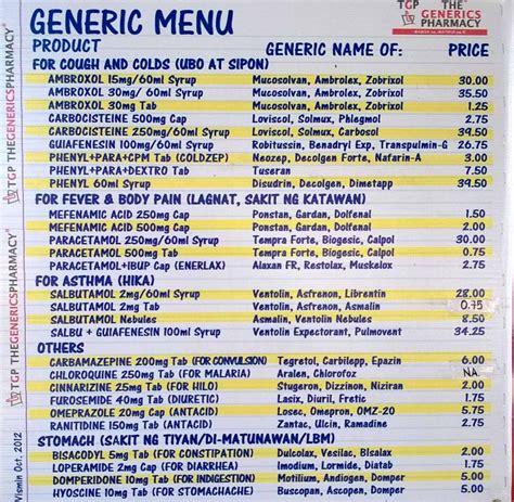 mercury drug price list medicines picture 2