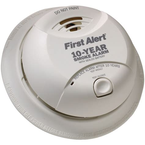 first alert smoke alarm picture 5