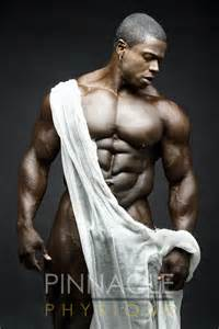 ebony muscle models picture 2