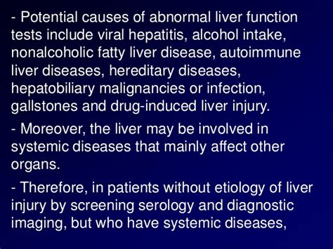 what causes decreased liver function picture 17