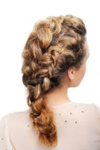 curly hair for braiding picture 13
