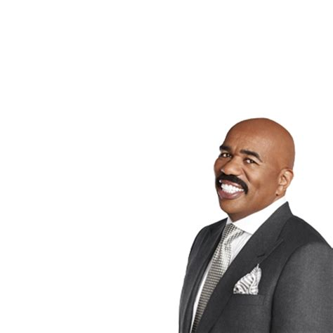 steve harvey is starting to get face wrinkles picture 6