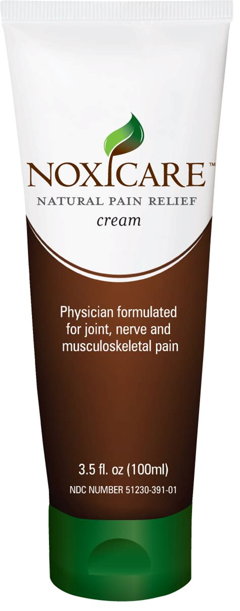 natural herbal pain relief cream picture 3