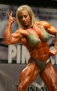 women muscles bodybuilders and wrestlers their shows of picture 11