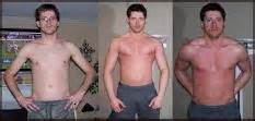 how to properly gain weight - muscle - males picture 1
