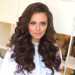 big and bouncy hair styles for prom picture 2