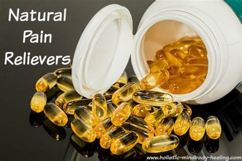 what natural pain relievers that are close to picture 2