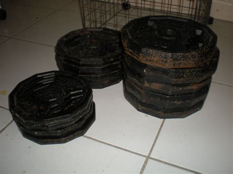 weights for sale picture 2