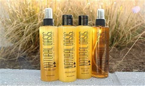 natural oasis hair products picture 7
