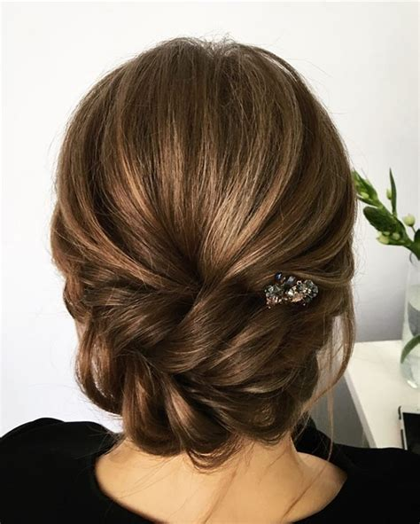 Bridal party hair do's picture 7