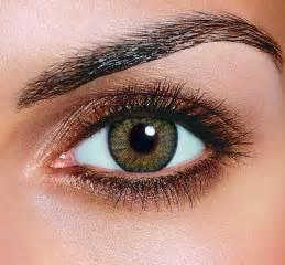 medium natural brown hazel eyes picture 11