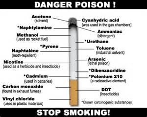 carcinogens and cigarettes and second hand smoke picture 2