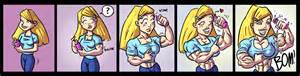 big cartoon female muscle growth dailymotion picture 10