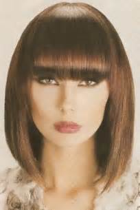 bangs on hair style picture 18