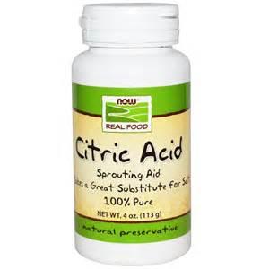 citric acid diet picture 9