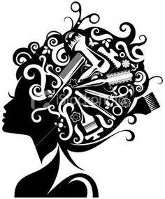 hair styling shears picture 2