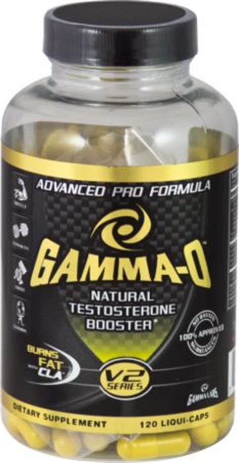 gamma labs� gamma-otm natural testosterone booster v2 series picture 5