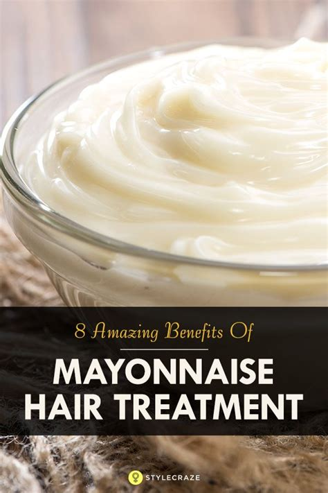 benefits on mayonnaise hair picture 9