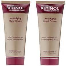 retynol component anty-aging cream picture 10