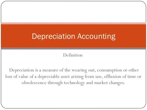 depreciation business use of home picture 1