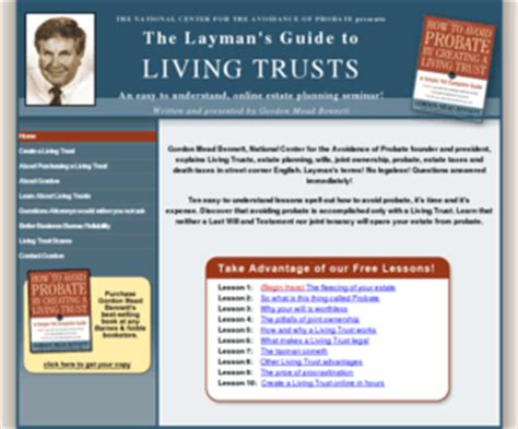 joint tenacy and living trusts picture 5