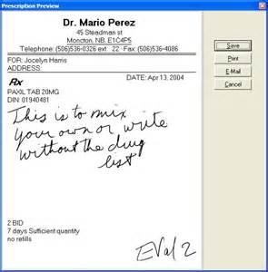 free prescription pads picture 6