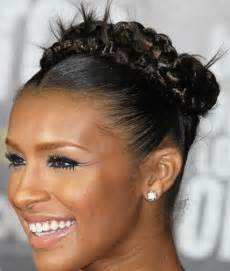 african american hair styles buns picture 7