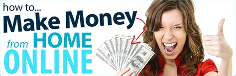 make money working from home on the internet picture 3