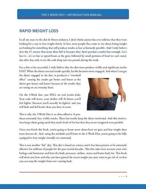 free weight loss diets picture 1