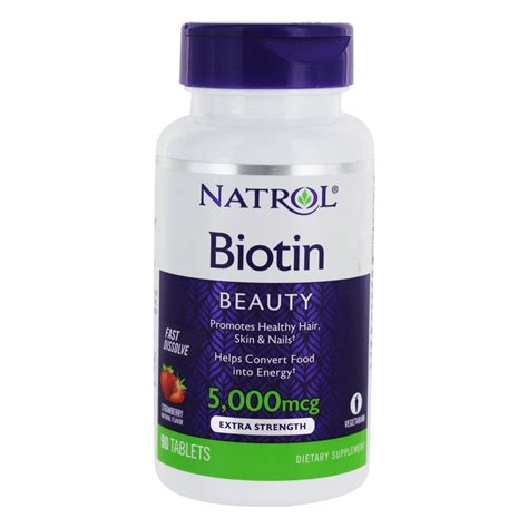 is it ok to take 5000mg biotin and picture 10