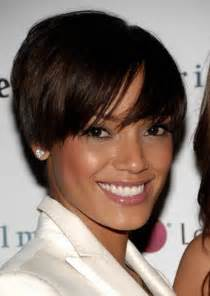 pics of blocked hair cuts for african american picture 5