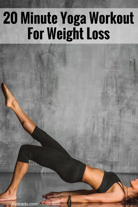 yoga for weight loss picture 6
