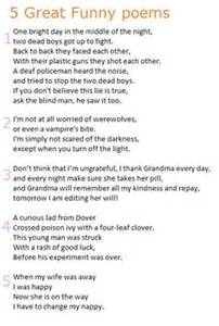 funny poems about aging picture 13