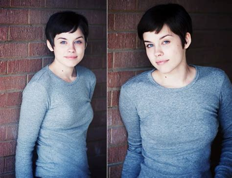 dramatic long to short hair makeovers picture 6