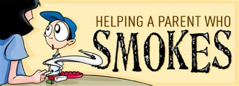 kids helping parents to stop smoking picture 1