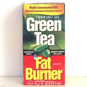 green tea weight loss pill picture 1