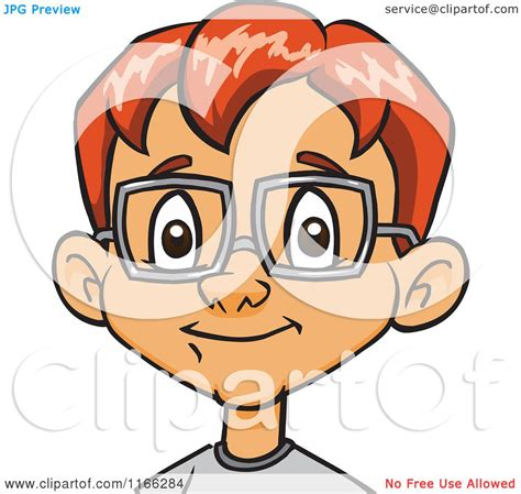 red hair cartoon boys picture 18