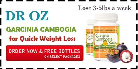 garcinia cambogia dr oz side effects picture 1