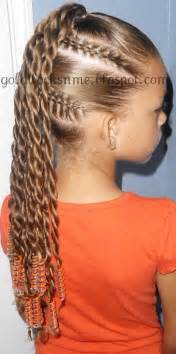 biracial hair styles picture 3