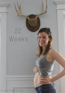 average weight gain wk 22 of pregnancy picture 17