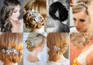 bridesmaid hair styles wedding picture 5