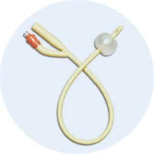 filling bladder thru catheter picture 6