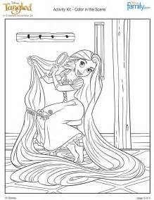 coloring long hair picture 1