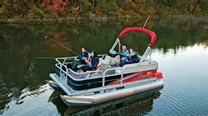 16 foot pontoon review picture 1
