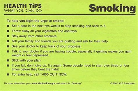 how to quit smoking 10 top tips picture 4