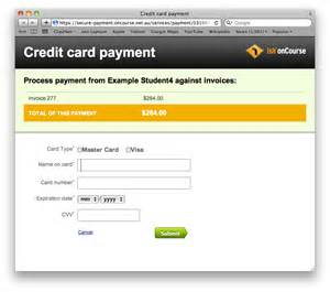 Processing credit cards online as a home based picture 2