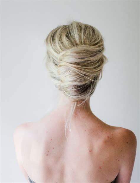 french twist hair styles picture 9