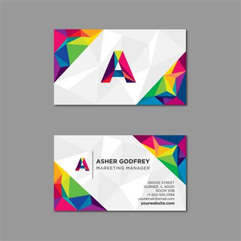 color business card online picture 5